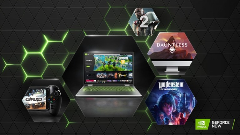 Geforce Now Activison oyunlaır