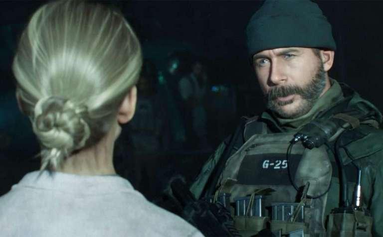 Modern Warfare Captain Price