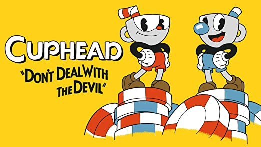 Cuphead PlayStation 4