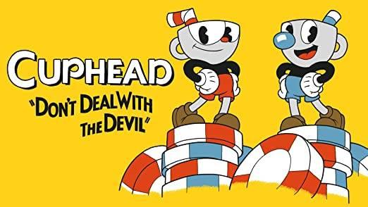 Cuphead PlayStation 4