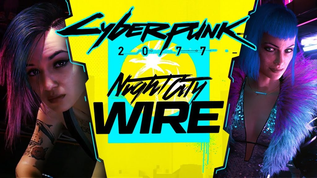 Cyberpunk 2077 Night City Wire Episode 2