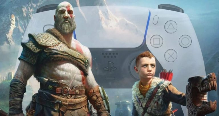 PS5 God of War
