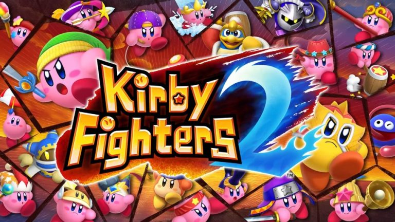 Kirby Fighter 2