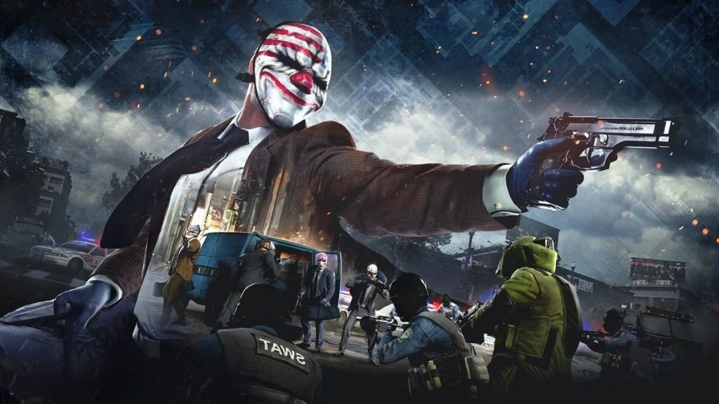 Payday 3 Unreal Engine