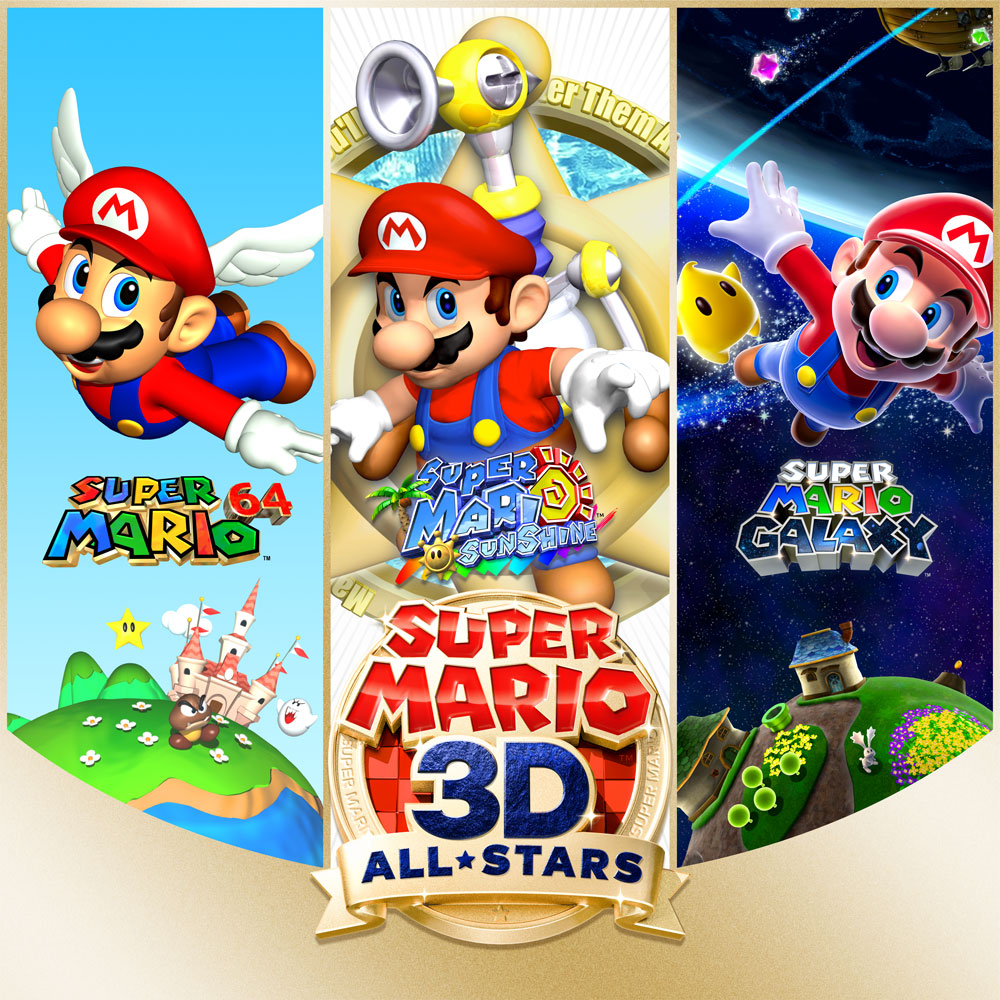 Super Mario 3D All Stars ters kamera