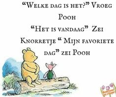 Afbeeldingsresultaat voor winnie the pooh quotes nederlands