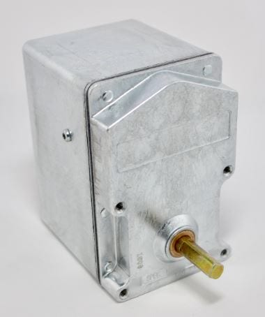 Model 1630 AC Gear motor with dust cover