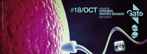 Sabato 18 ottobre Gate opening a Corridonia (Macerata) con Multiradio Live