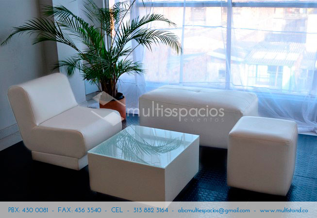 Alquiler de salas en Bogotá, Sala VIP, salas Lounge