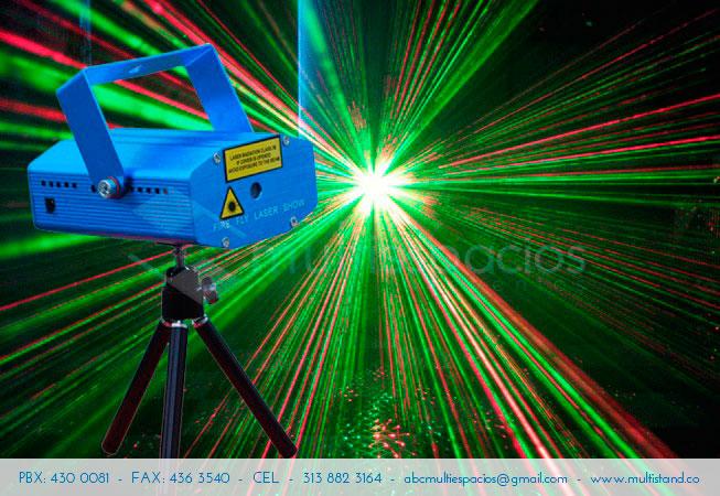 Alquiler de Laser firefly