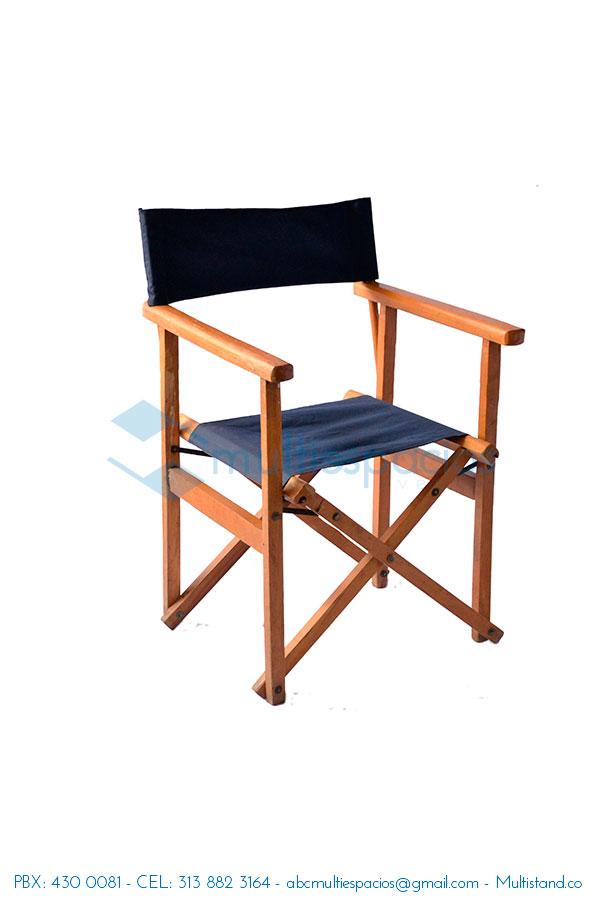 Alquiler de sillas y mesas En Bogotá