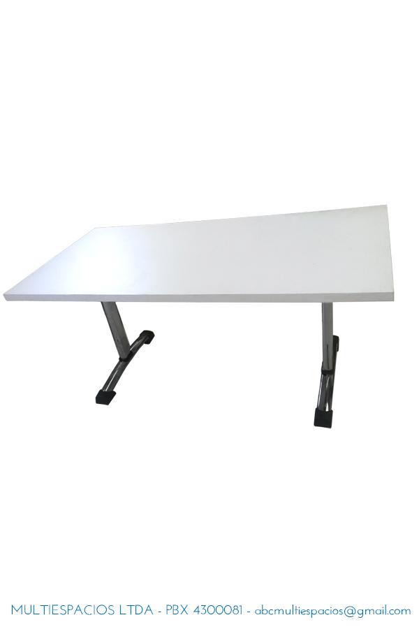 Alquiler de Escritorio Blanco, alquiler de mobiliario para eventos