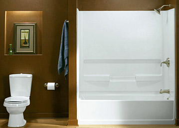 Vikrell Bath Tubs