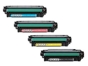 Refill Toner Hp CE250A CE251A 53A lj CP3525 CM353