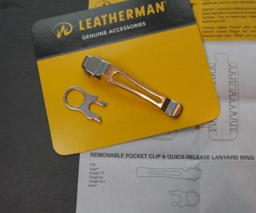 taschenclip leatherman