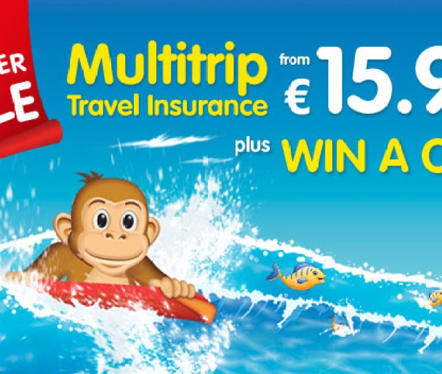 Irelands Favourite Travel Insurance Provider