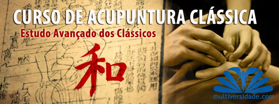 curso de acupuntura classica