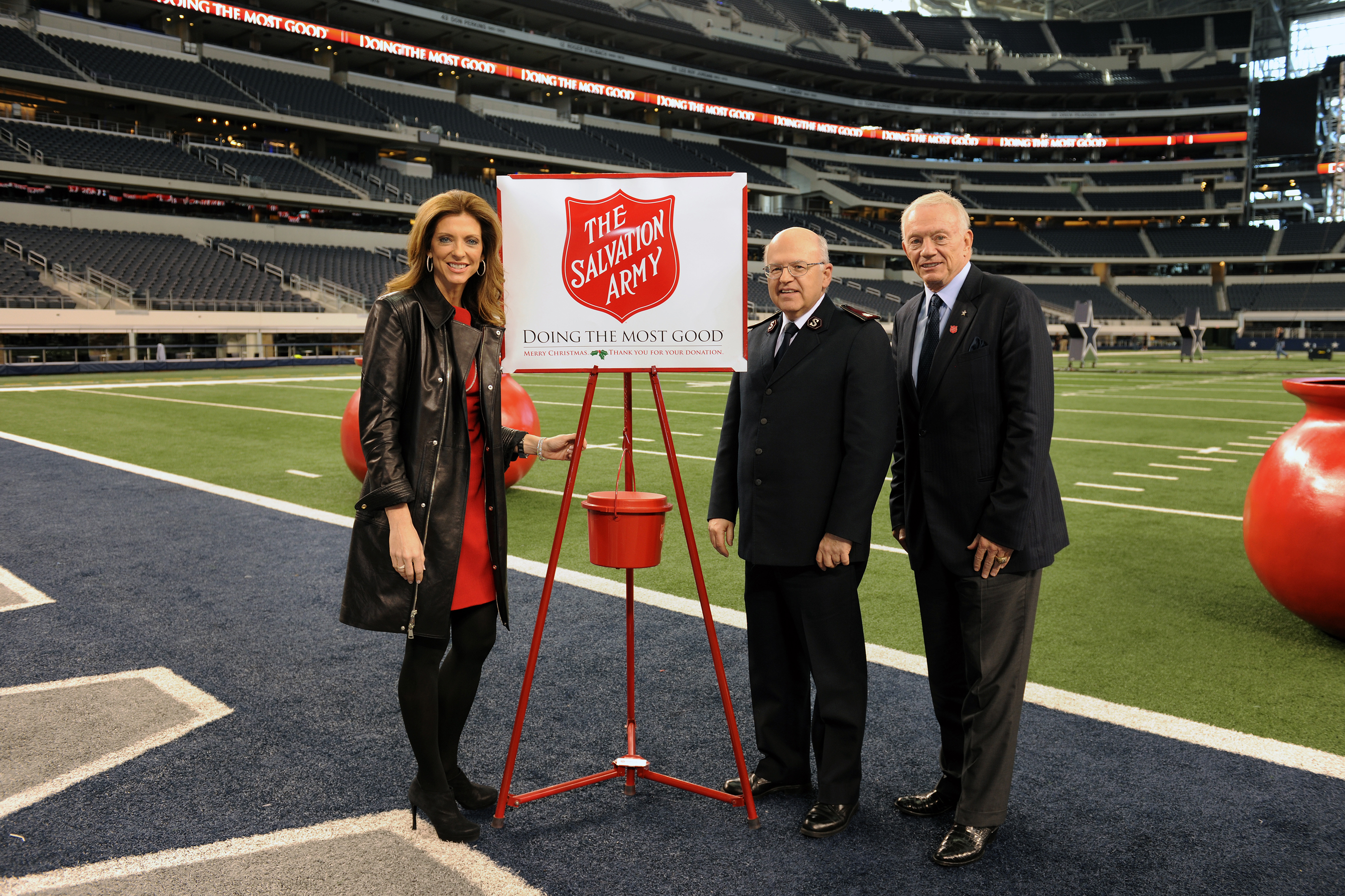 Salvation Army Kettle Kickoff