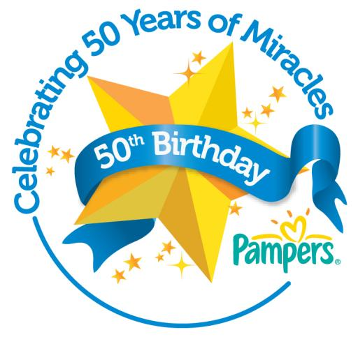 PAMPERS CONTINUES ITS YEAR-LONG 50TH BIRTHDAY CELEBRATION ...