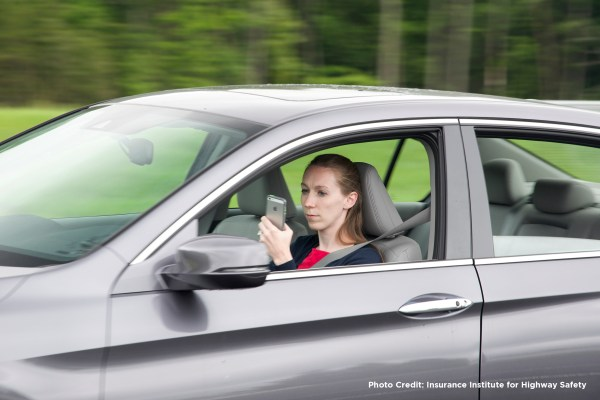 DISTRACTED DRIVING TRENDS: USE OF HAND-HELD CELLPHONES FOR ...