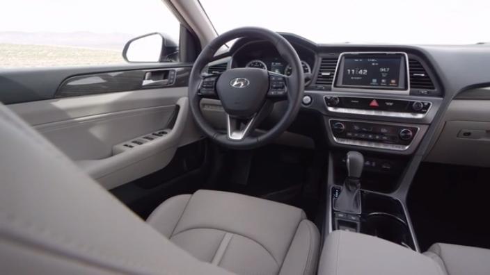 2018 Sonata Defining The Benchmark For Mid Sized Sedans