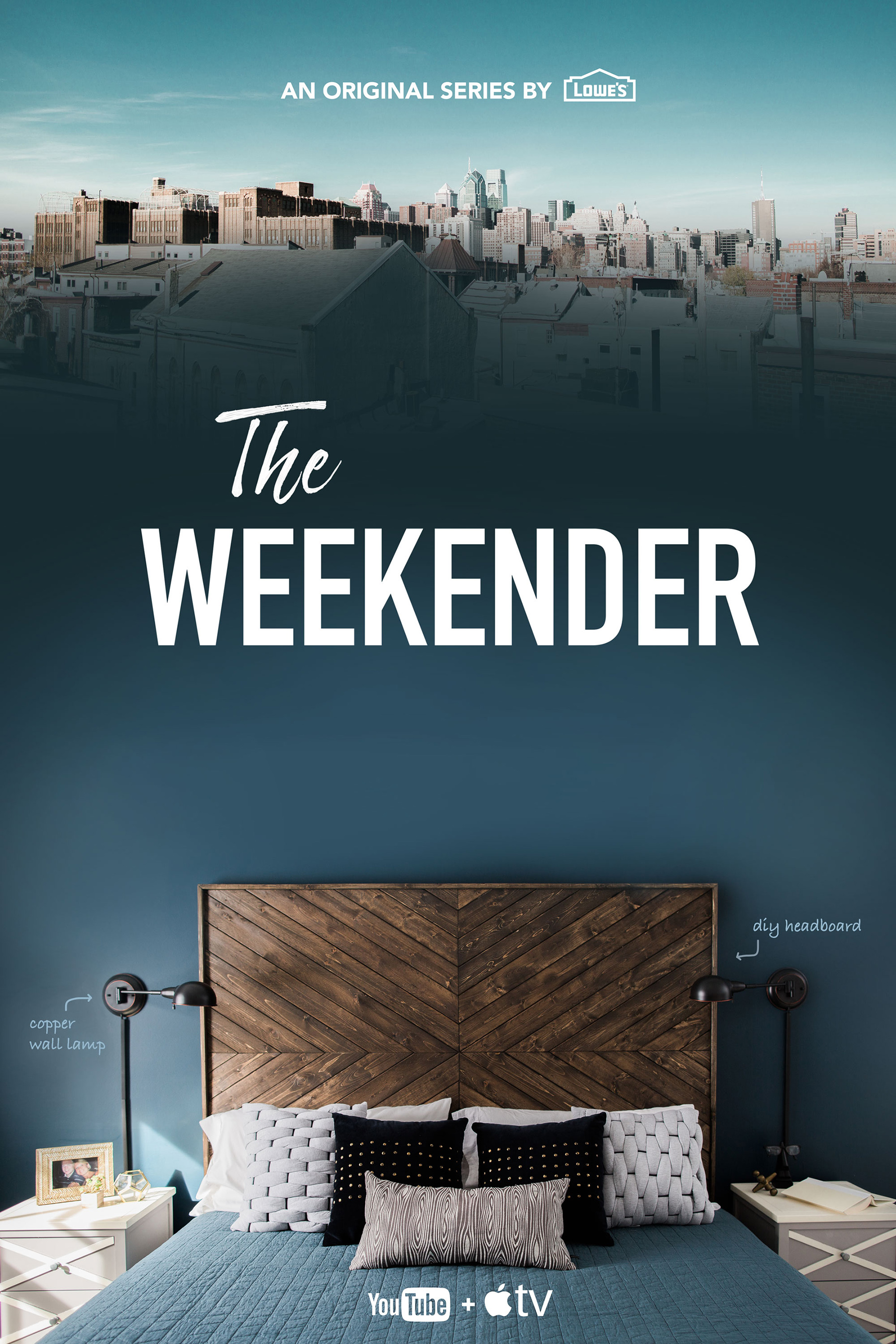 LOWES PREMIERES NEW ORIGINAL SERIES THE WEEKENDER