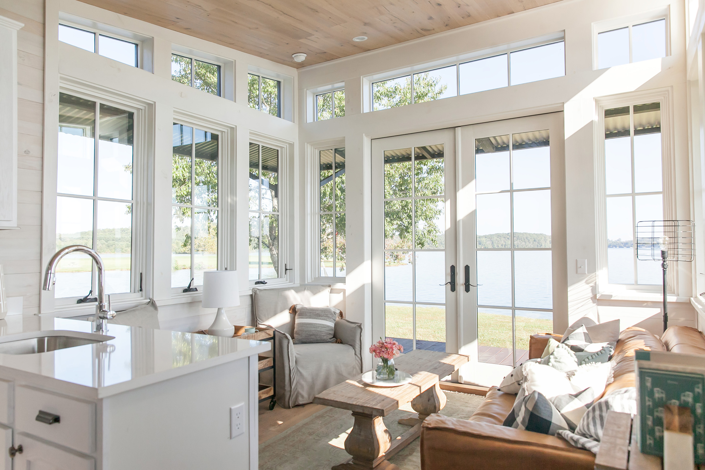 Clayton Tiny Homes Unveils The Saltbox Floor Plan Modern Design  A Grand View