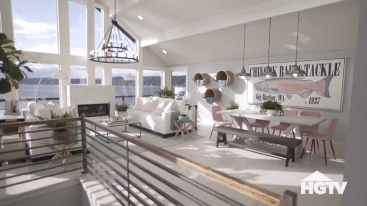 Fans get first look at HGTV Dream Home Giveaway 2018 ... on Dream Home Interior  id=77798