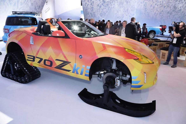 NISSAN 370ZKI CONCEPT AT 2018 CHICAGO AUTO SHOW