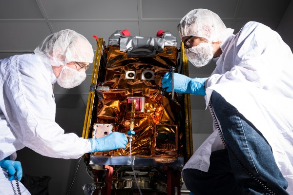 Ball Aerospace Small Satellite for NASA Arrives in Florida for