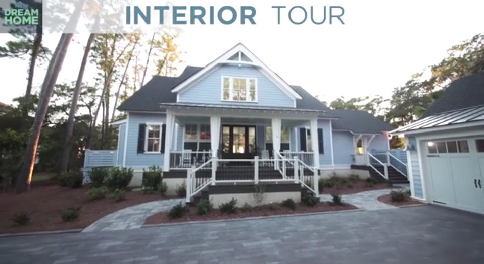 HGTV Opens The Doors To The Spectacular HGTV Dream Home 2020 on Dream Home Interior  id=76550