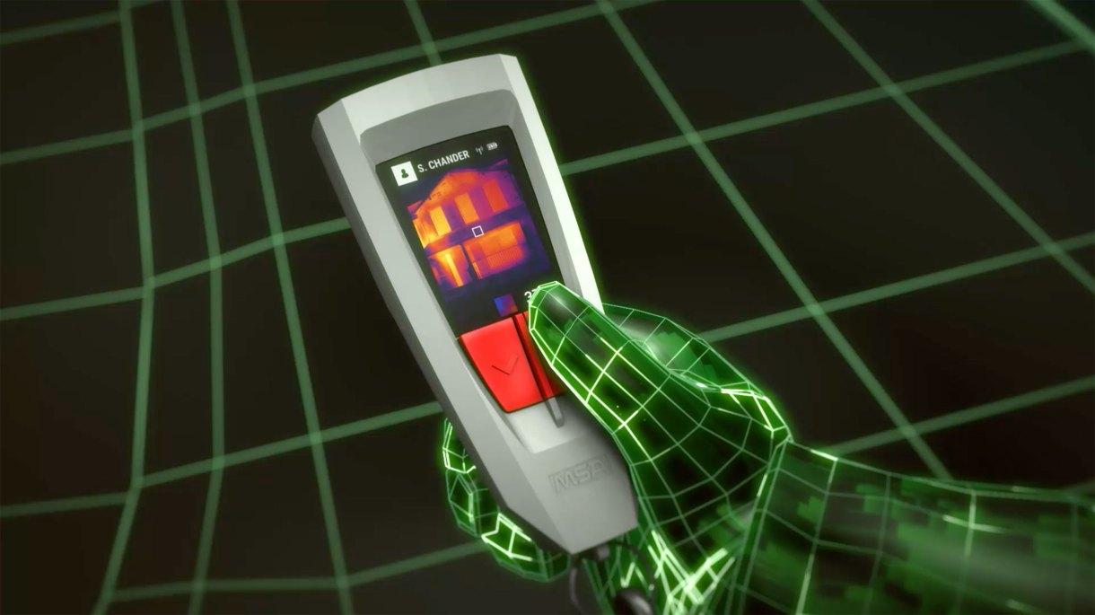 Personal thermal imaging