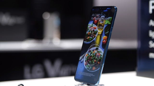 LG V40 ThinQ™