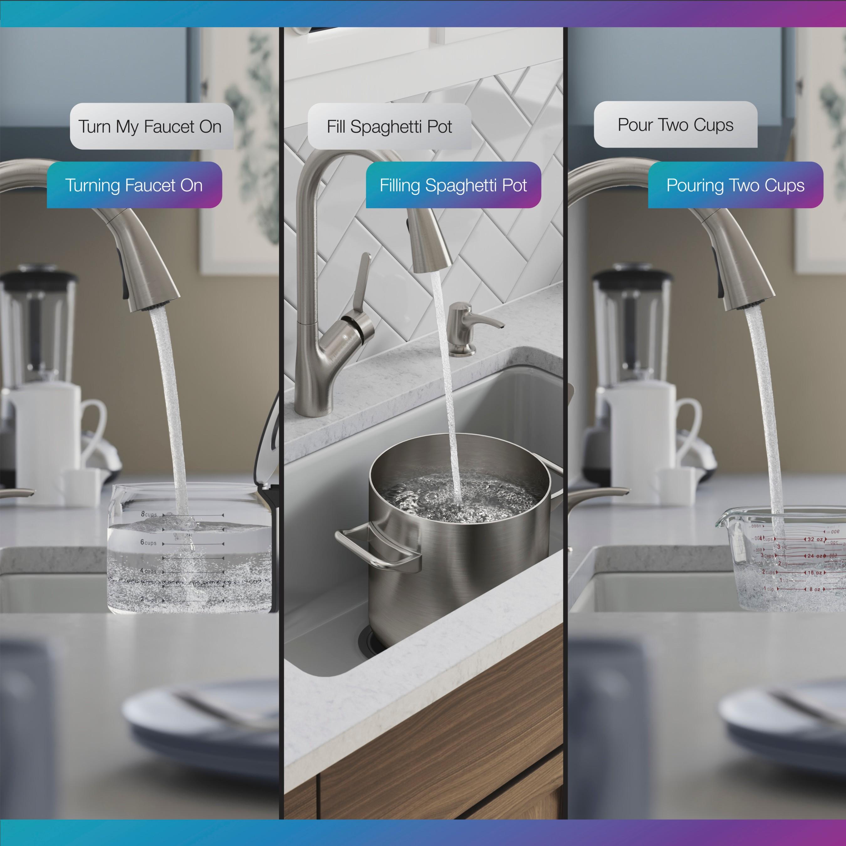 kohler introduces smart home kitchen