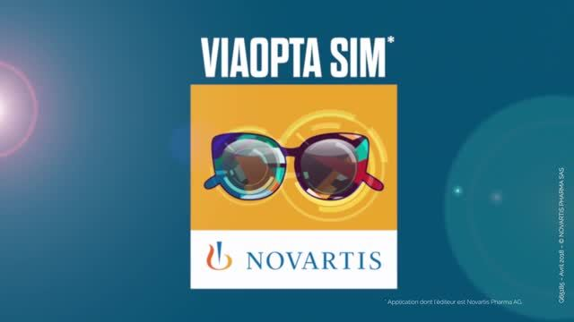 Présentation de l'application mobile ViaOpta SIM