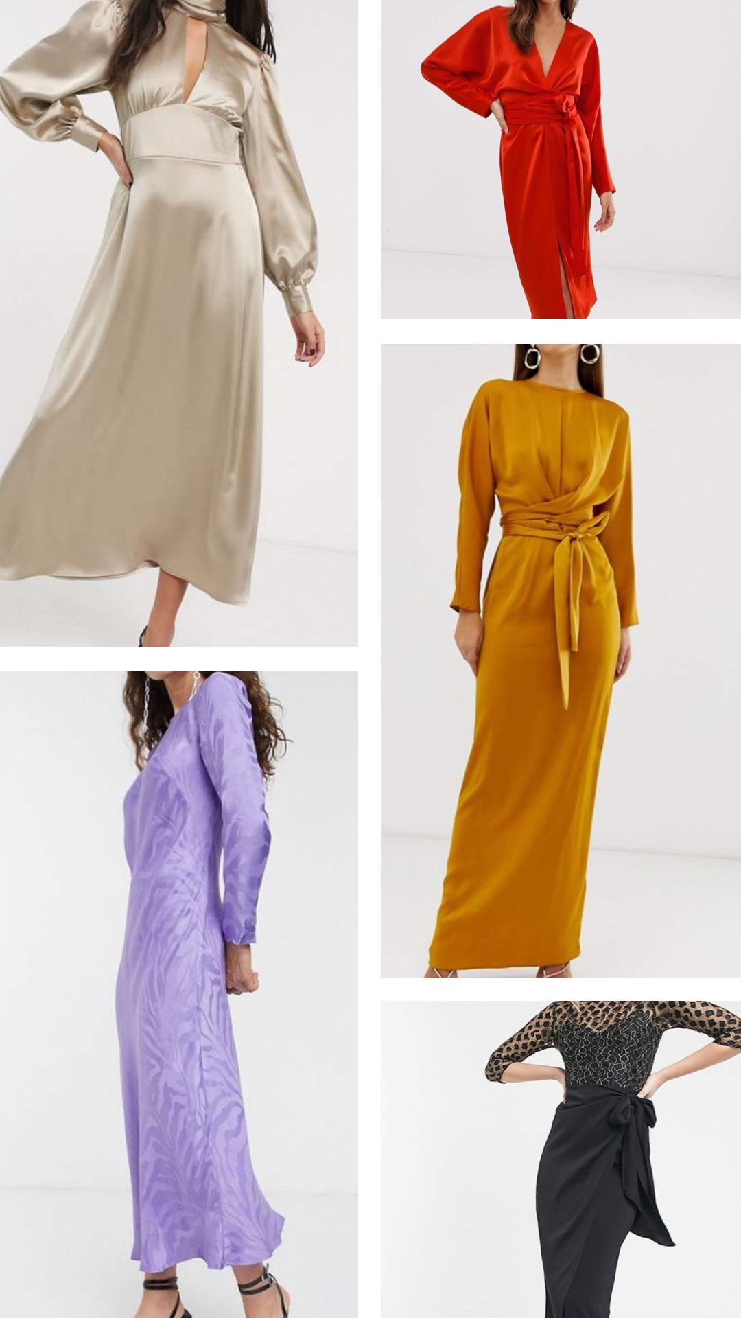 The ASOS party dress edit - Midi and long dresses on ASOS