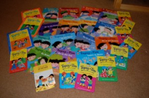 Topsy & Tim - Holly's collection