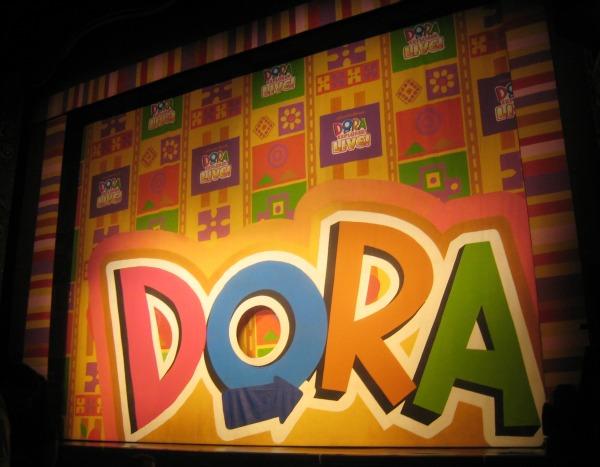 Dora Stage 2012