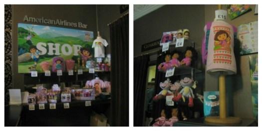 Dora 2012 Merchandise