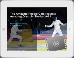 Amazing Olympic Stories Vol 1
