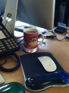 USB Cup Warmer from Paramount Zone