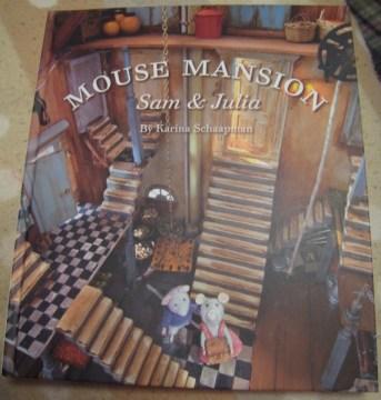 Mouse Mansion - Sam & Julia by Karina Schaapman