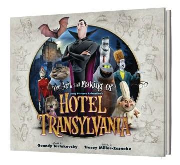 Hotel Transylvania 3D Book