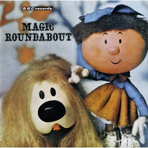 Vintage Magic Roundabout from AudioGo