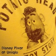 Disney Pixar at Uniqlo
