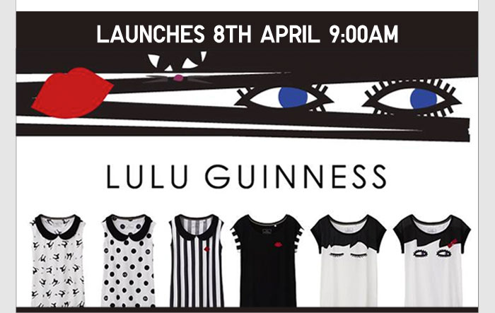 Lulu Guinness at Uniqlo