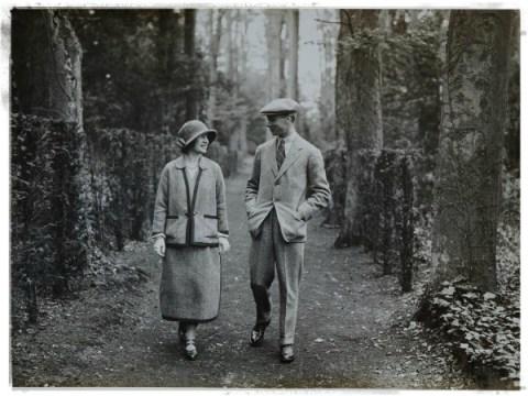 Polesden Lacey royal honeymoon
