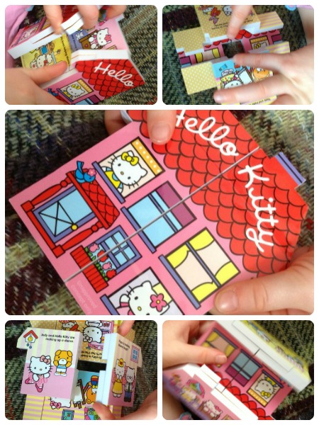 Hello Kitty Clever Book