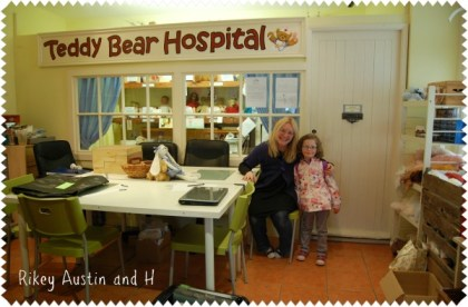 Alice's Teddy Bear Hospital