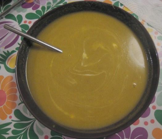 Mum Friendly Gourmet Garden Challenge Soup